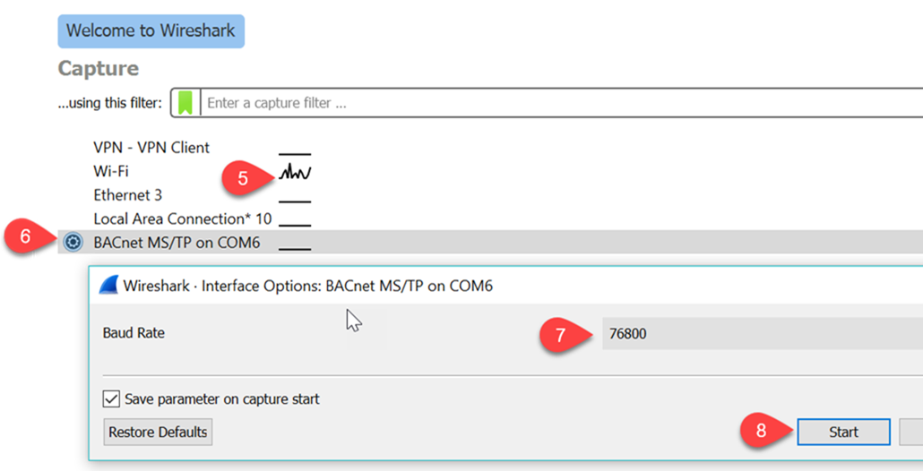 Troubleshooting Bacnet MSTP traffic with Wireshark - Temco ...